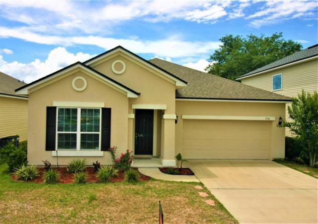 230 Gilmore Ln, Orange Park, FL 32065 (MLS #936444) :: EXIT Real Estate Gallery