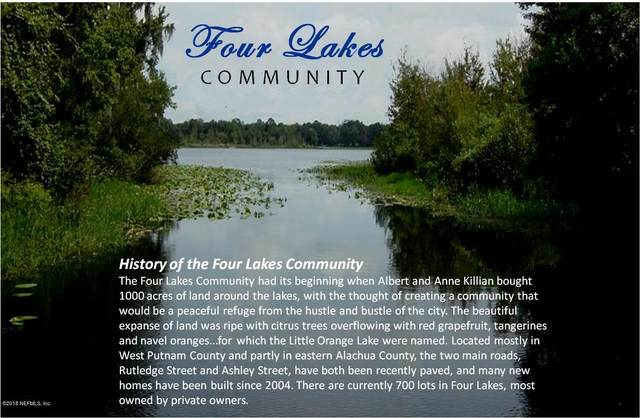 152 Jo Ann St, Hawthorne, FL 32640 (MLS #936589) :: Olde Florida Realty Group