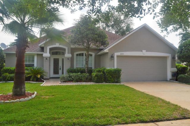 312 W Silverthorn Ln, Ponte Vedra Beach, FL 32081 (MLS #936765) :: The Hanley Home Team