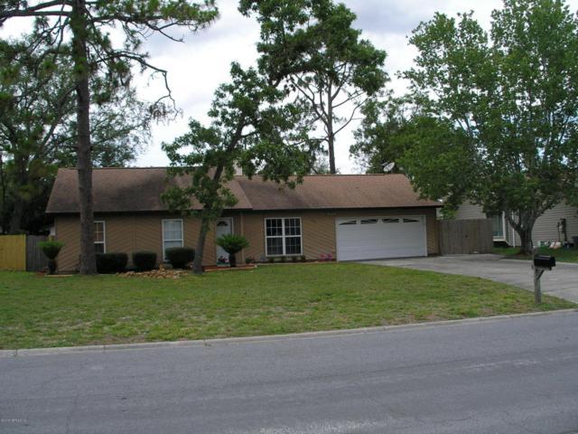 816 Hardwood St, Orange Park, FL 32065 (MLS #936783) :: The Hanley Home Team