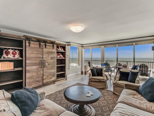 2200 Ocean Dr S 5E, Jacksonville Beach, FL 32250 (MLS #937341) :: Memory Hopkins Real Estate