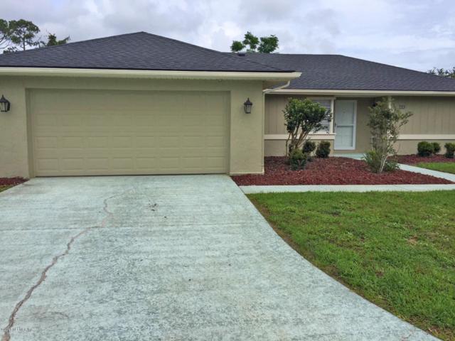 733 Saco Ct, St Augustine, FL 32086 (MLS #937628) :: The Hanley Home Team