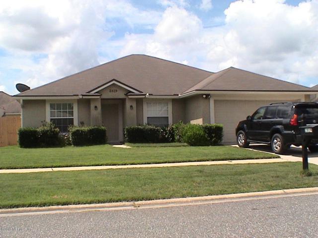 2819 Ravine Hill Dr, Middleburg, FL 32068 (MLS #938410) :: St. Augustine Realty