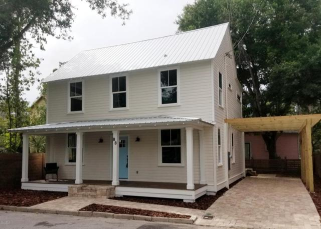 88 Lincoln St, St Augustine, FL 32084 (MLS #939135) :: EXIT Real Estate Gallery