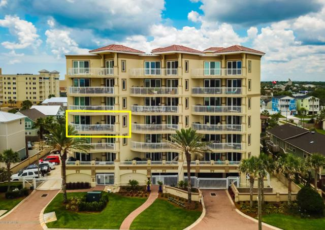 116 19TH Ave N #403, Jacksonville Beach, FL 32250 (MLS #940883) :: The Hanley Home Team