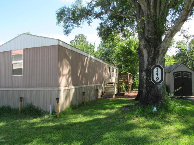 149 Elsie Dr, East Palatka, FL 32131 (MLS #941093) :: EXIT Real Estate Gallery