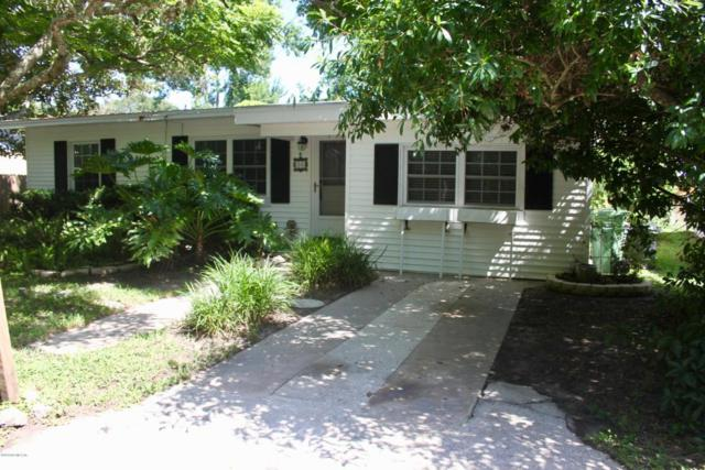 30 Poinciana Ave, St Augustine, FL 32084 (MLS #941918) :: The Hanley Home Team