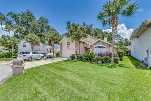 807 Hickory Knolls Dr, GREEN COVE SPRINGS, FL 32043 (MLS #942122) :: The Hanley Home Team