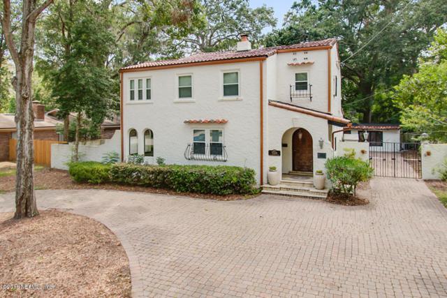 7246 St Augustine Rd, Jacksonville, FL 32217 (MLS #943638) :: EXIT Real Estate Gallery