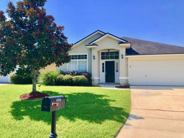 1456 Greenway Pl, Fleming Island, FL 32003 (MLS #943702) :: EXIT Real Estate Gallery