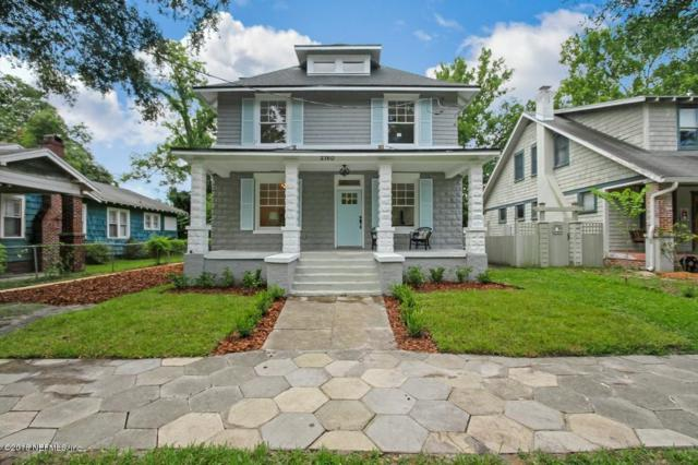 2760 Lydia St, Jacksonville, FL 32205 (MLS #944526) :: EXIT Real Estate Gallery