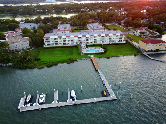 157 Marine St #209, St Augustine, FL 32084 (MLS #944527) :: EXIT Real Estate Gallery