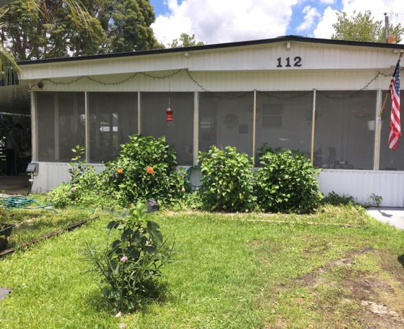 112 W Virginia St, Crescent City, FL 32112 (MLS #944858) :: EXIT Real Estate Gallery