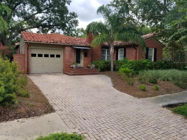 1723 Moro Ave, Jacksonville, FL 32207 (MLS #945023) :: Memory Hopkins Real Estate