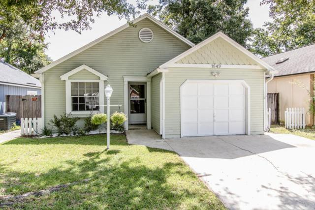 1849 Alberta Ct N, Middleburg, FL 32068 (MLS #945207) :: EXIT Real Estate Gallery