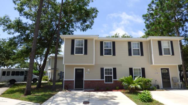 1106 Scheidel Ct #2, Atlantic Beach, FL 32233 (MLS #945225) :: The Hanley Home Team
