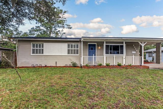 2424 Misty Dr, Jacksonville, FL 32211 (MLS #945723) :: EXIT Real Estate Gallery