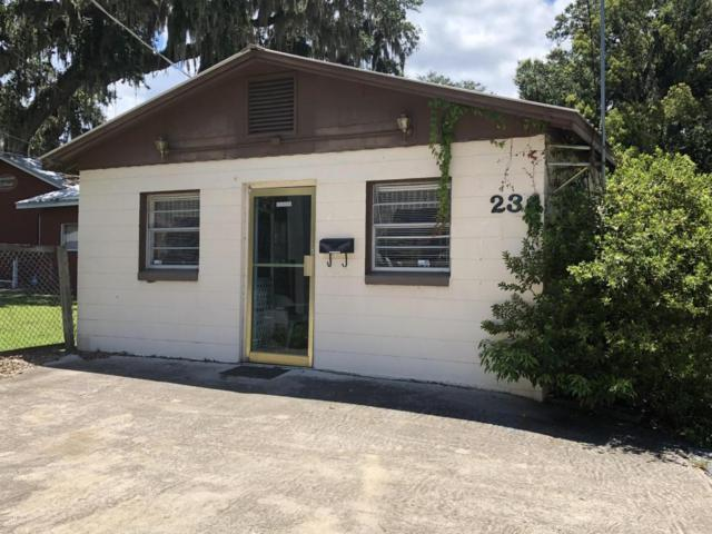 228 S Summit St, Crescent City, FL 32112 (MLS #945814) :: Berkshire Hathaway HomeServices Chaplin Williams Realty