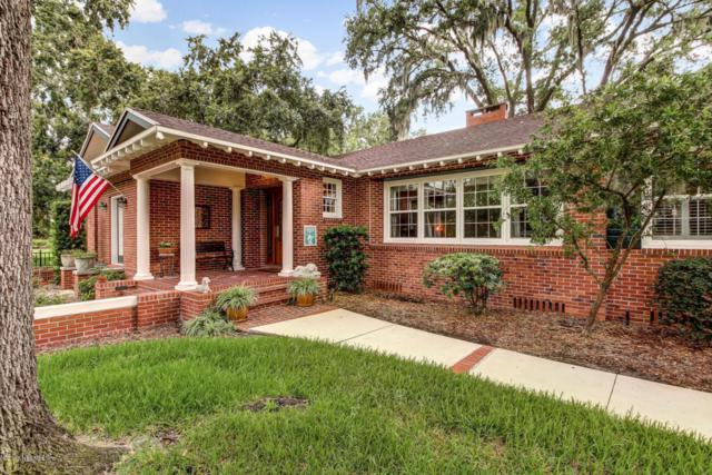 2344 Laurel Rd, Jacksonville, FL 32207 (MLS #946147) :: Memory Hopkins Real Estate