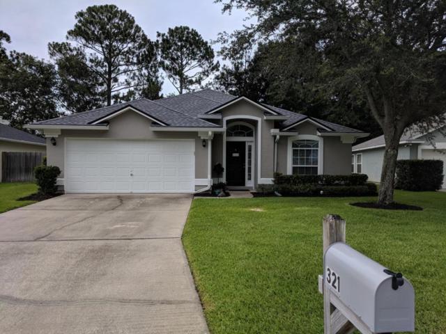 321 Johns Glen Dr, Jacksonville, FL 32259 (MLS #946625) :: St. Augustine Realty