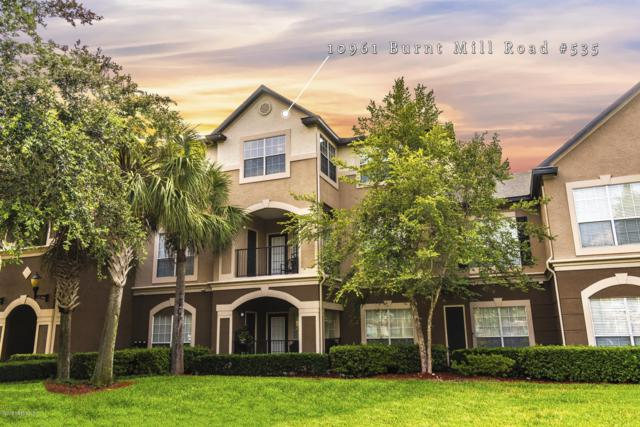 10961 Burnt Mill Rd #535, Jacksonville, FL 32256 (MLS #947252) :: Pepine Realty