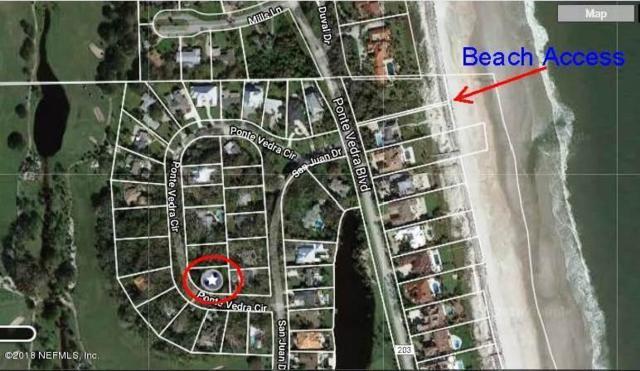 33 Ponte Vedra Cir, Ponte Vedra Beach, FL 32082 (MLS #947429) :: Memory Hopkins Real Estate