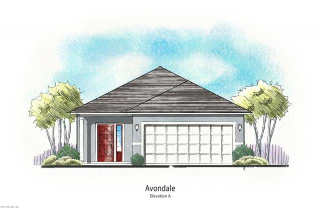 57 Cottage Link Walk, St Augustine, FL 32092 (MLS #947555) :: EXIT Real Estate Gallery