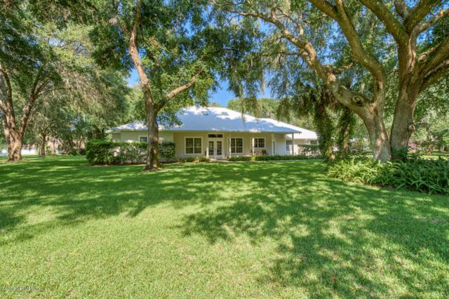 128 Indian Mound Dr, Crescent City, FL 32112 (MLS #947901) :: The Hanley Home Team