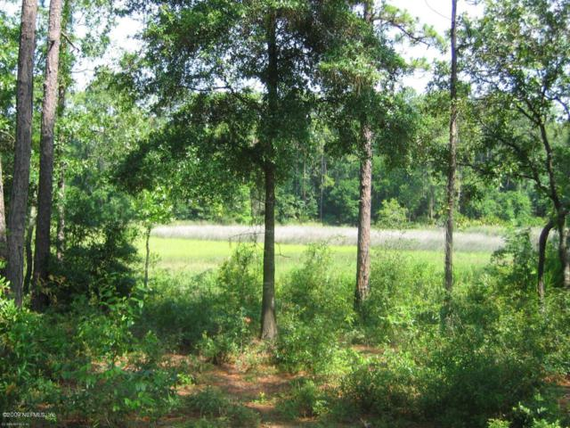 LOT 73 Pine Moss Rd, Jacksonville, FL 32218 (MLS #948111) :: Berkshire Hathaway HomeServices Chaplin Williams Realty