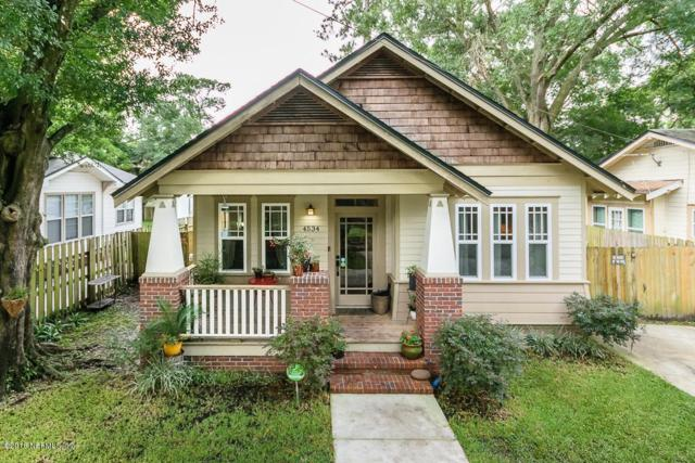 4534 Royal Ave, Jacksonville, FL 32205 (MLS #948884) :: CrossView Realty