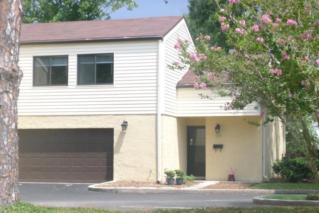 5400 La Moya Ave #33, Jacksonville, FL 32210 (MLS #949078) :: Pepine Realty