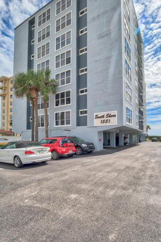 1551 1ST St S #104, Jacksonville Beach, FL 32250 (MLS #949655) :: Pepine Realty