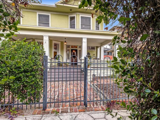 311 W 4TH St, Jacksonville, FL 32206 (MLS #949725) :: Memory Hopkins Real Estate
