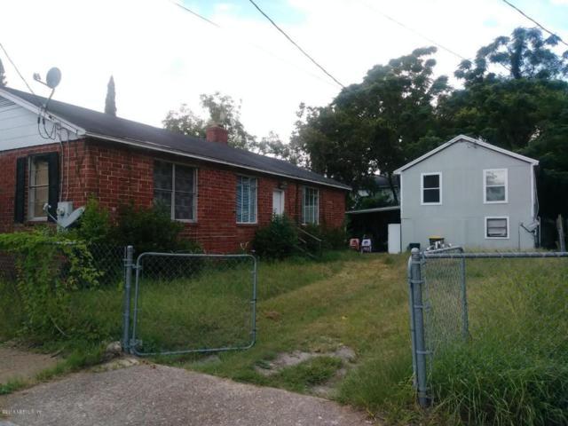 6805 Elwood Ave, Jacksonville, FL 32208 (MLS #950001) :: EXIT Real Estate Gallery