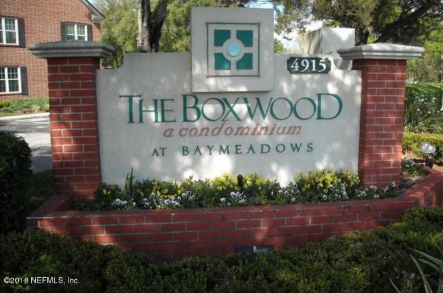 4915 Baymeadows Rd 3A, Jacksonville, FL 32217 (MLS #950460) :: Berkshire Hathaway HomeServices Chaplin Williams Realty
