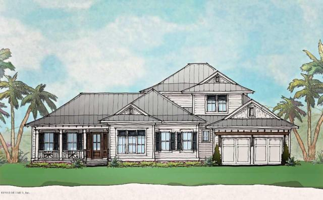 71 Sea Glass Way, Lot 20, Ponte Vedra Beach, FL 32082 (MLS #950558) :: EXIT Real Estate Gallery