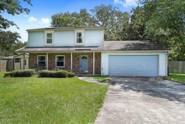 1157 Morgan Cir E, Orange Park, FL 32073 (MLS #950883) :: The Hanley Home Team