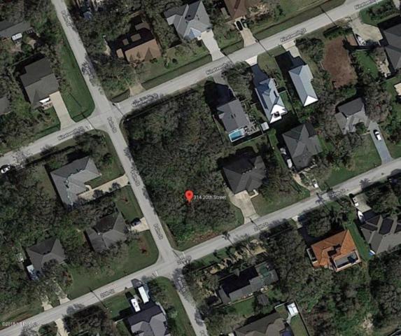 314 20TH St, St Augustine, FL 32084 (MLS #950910) :: Keller Williams Atlantic Partners