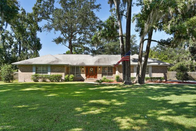 417 Perthshire Dr, Orange Park, FL 32073 (MLS #951743) :: EXIT Real Estate Gallery