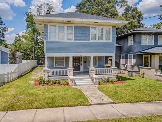 2343 College St, Jacksonville, FL 32204 (MLS #951864) :: Florida Homes Realty & Mortgage