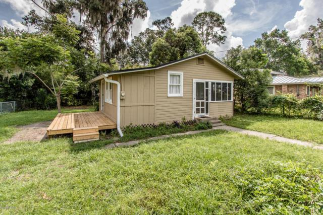 202 Highland Ave, GREEN COVE SPRINGS, FL 32043 (MLS #952072) :: EXIT Real Estate Gallery