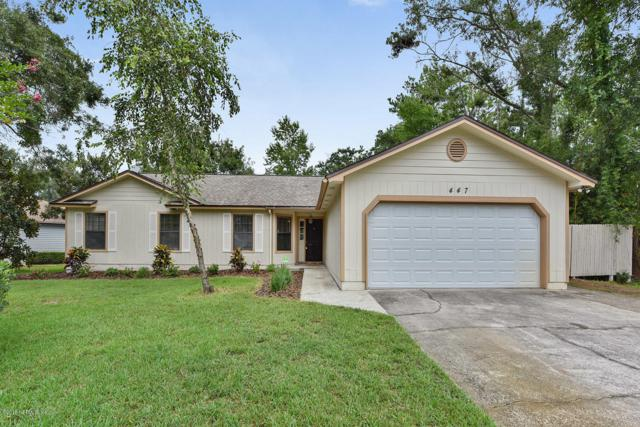 447 Lazy Meadow Dr E, Jacksonville, FL 32225 (MLS #952173) :: The Hanley Home Team