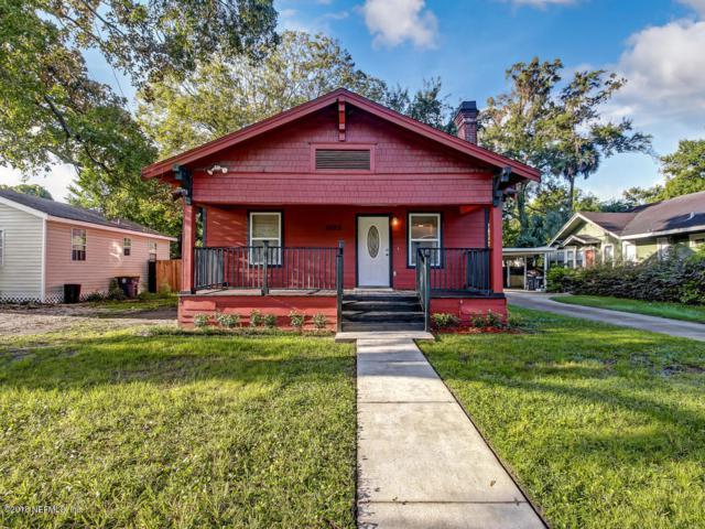 3022 Phyllis St, Jacksonville, FL 32205 (MLS #952641) :: St. Augustine Realty