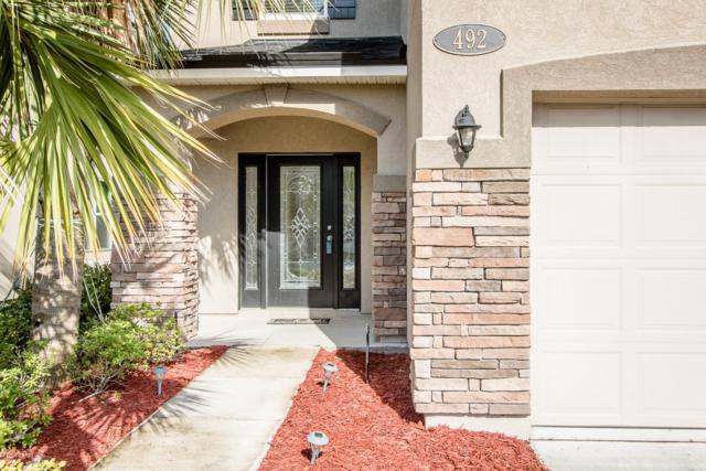 492 Deercroft Ln, Orange Park, FL 32065 (MLS #952914) :: EXIT Real Estate Gallery