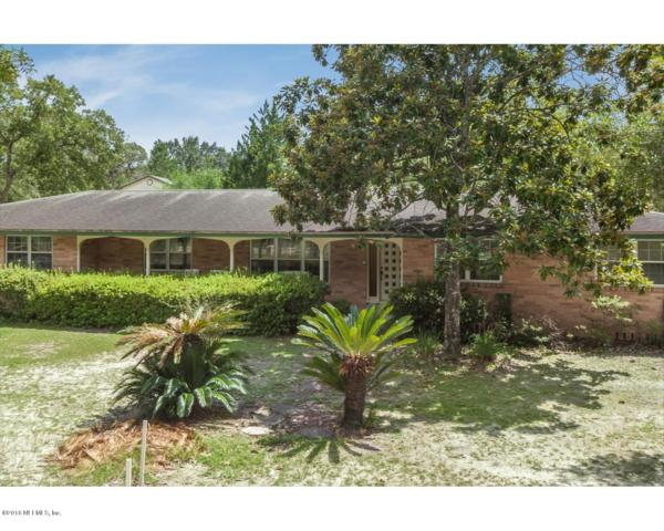 4179 Mustang Rd S, Middleburg, FL 32068 (MLS #953708) :: EXIT Real Estate Gallery