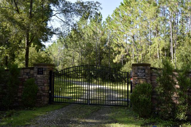 2770 Russell Rd, GREEN COVE SPRINGS, FL 32043 (MLS #953711) :: Berkshire Hathaway HomeServices Chaplin Williams Realty