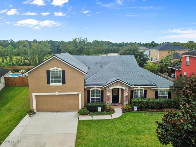 2581 Royal Pointe Dr, GREEN COVE SPRINGS, FL 32043 (MLS #953741) :: EXIT Real Estate Gallery