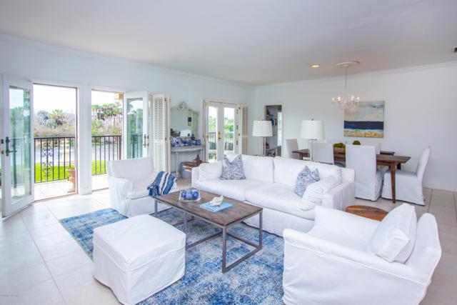 600 Ponte Vedra Blvd #109, Ponte Vedra Beach, FL 32082 (MLS #954283) :: Berkshire Hathaway HomeServices Chaplin Williams Realty