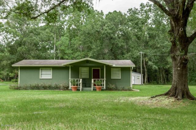 392 Old Jennings Rd, Middleburg, FL 32068 (MLS #954404) :: The Hanley Home Team