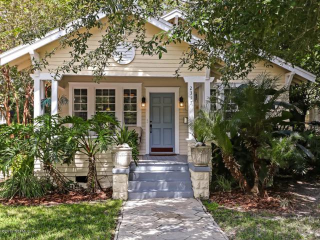 2317 Ernest St, Jacksonville, FL 32204 (MLS #954462) :: St. Augustine Realty